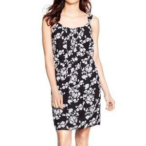 White House Black Market Dresses - White House black market floral blouson dress